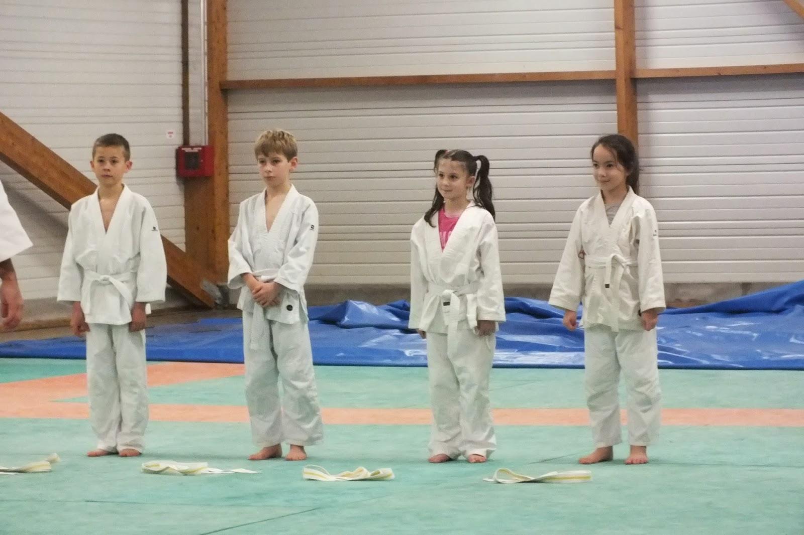 club judo gorges 44