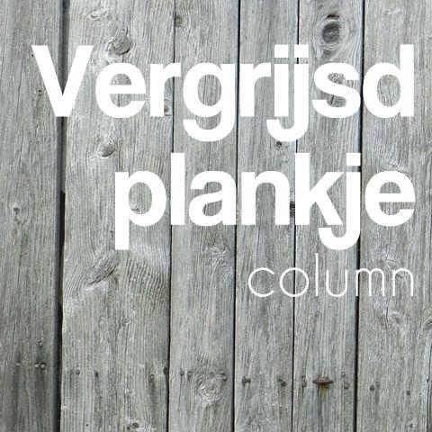 column vergrijsd plankje foodphotography