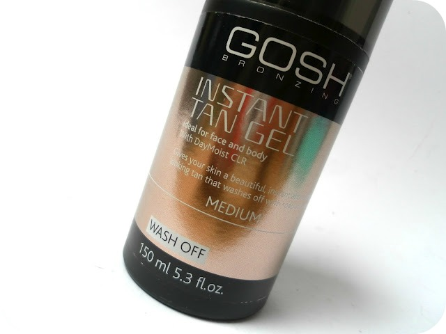 A picture of GOSH Medium Instant Tan Gel