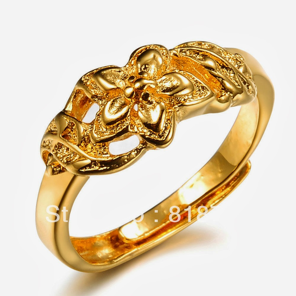 Gold Expensive jewelry ring recommend to wear in everyday in 2019