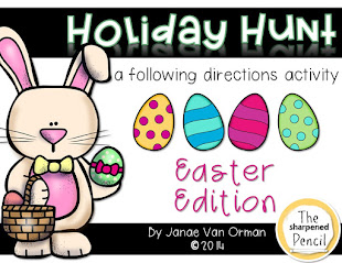 Easter Holiday Hunt
