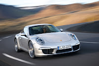 2012 All New style shape Porsche 911 991 not 998 Model Official picture Carrera S Coupe