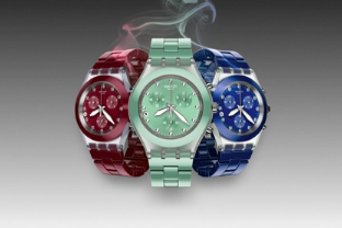 Swatch Full-Blooded