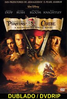 Assistir Piratas do Caribe 01 : A Maldição do Pérola Negra Dublado 2003