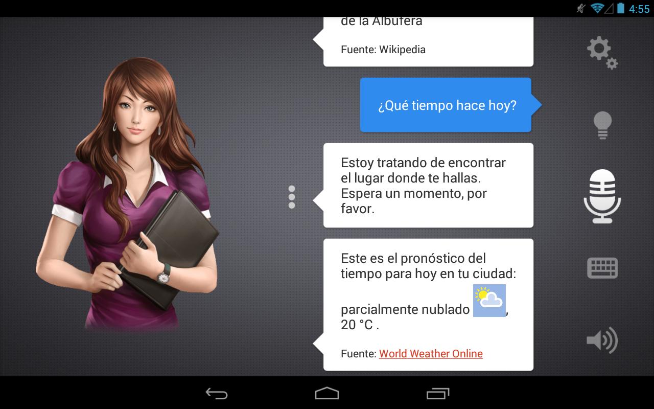 Aporte Asistente Personal Para Android Siri Premium