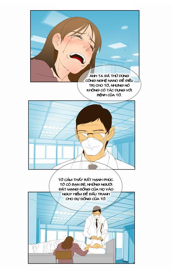 Chúa tể học đường chap 37 - Trang 29