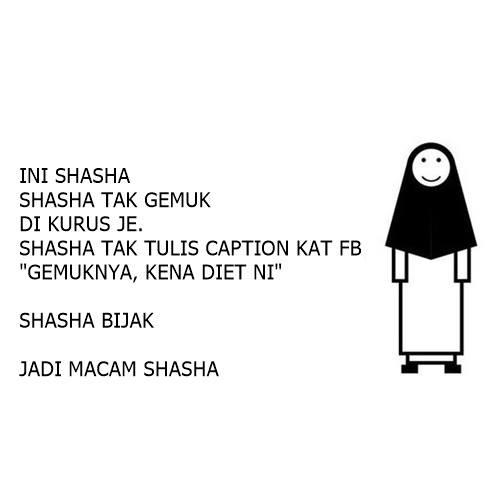 Jadi Macam Shasha