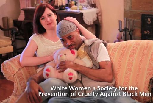 black men breeding white women