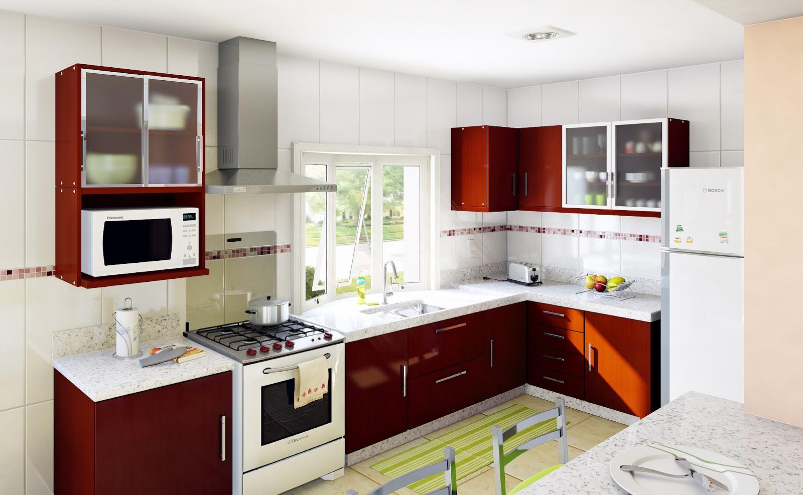 ; decoração de cozinhas; cozinhas modernas; cor; cores; home decor #C74704 1600 987