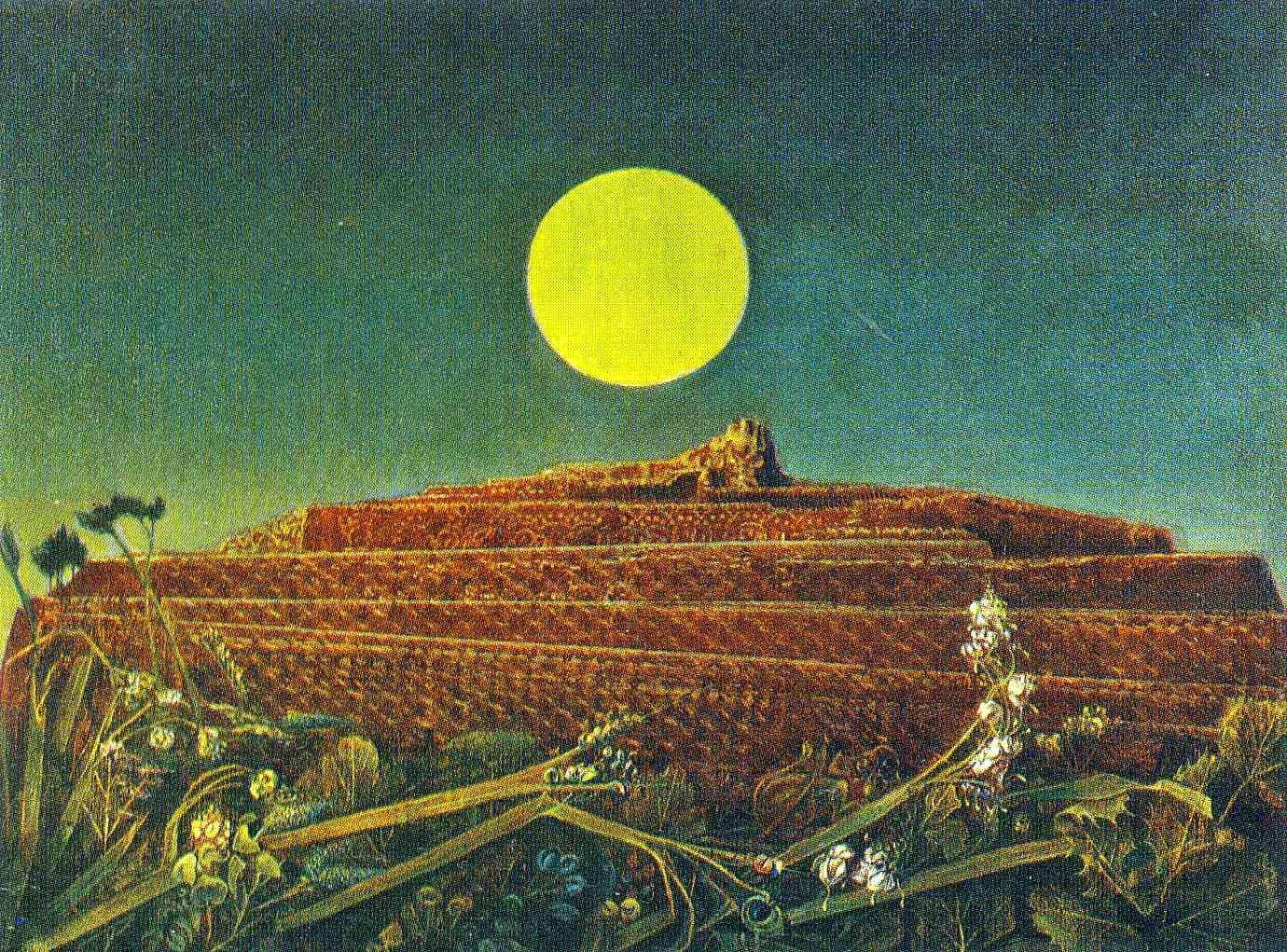 Gallery 135: Max Ernst.
