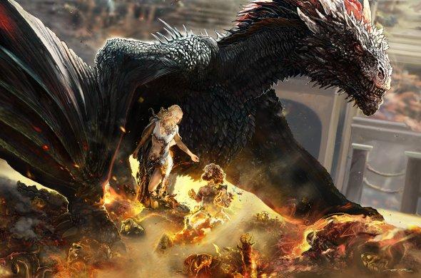 Ertaç Altinöz deviantart ilustrações fantasia game of thrones
