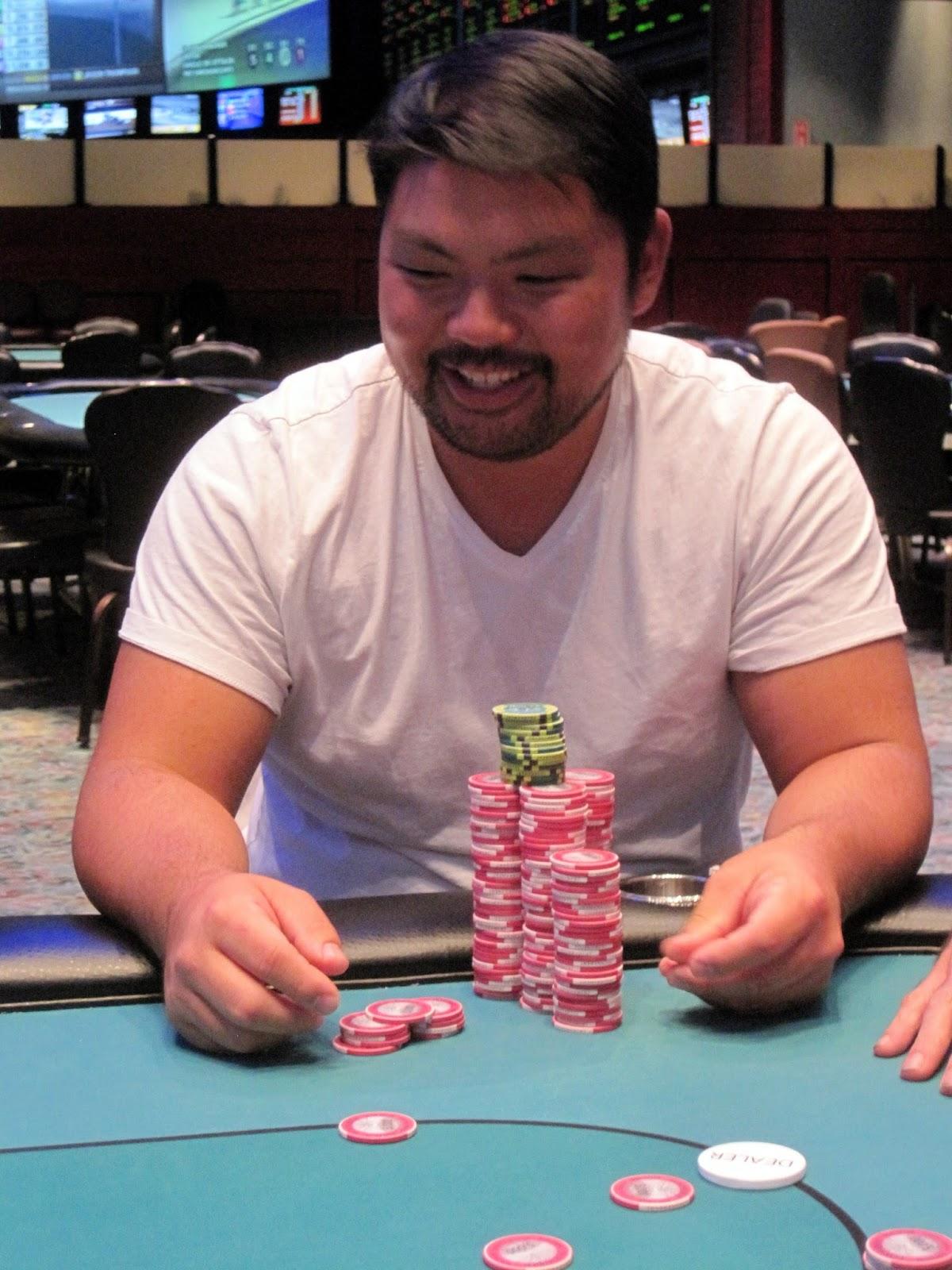 Foxwoods Poker: Oct 6, 2015