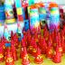 Afluencia de compradores de pólvora va creciendo progresivamente