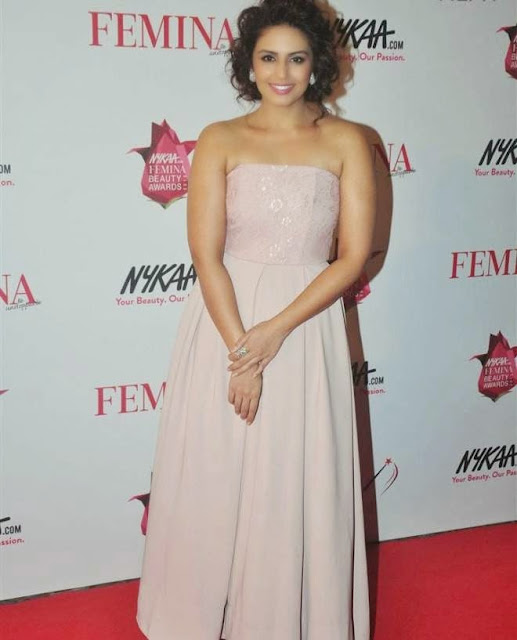 Huma Qureshi Picture at Femina Beauty Awards 2015