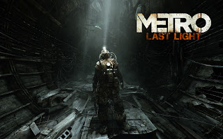 Metro Last Light Artyom HD Wallpaper