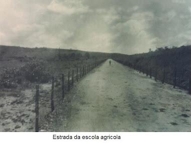 ESTRADA ESCOLA AGRICOLA