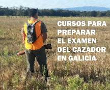 PRÓXIMO CURSO PARA PREPARAR EL EXAMEN DEL CAZADOR: 18 de enero de 2018