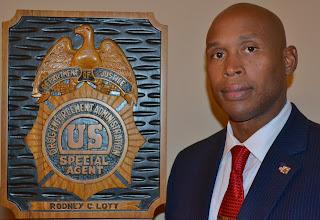 DEA Agent Rodney Lott