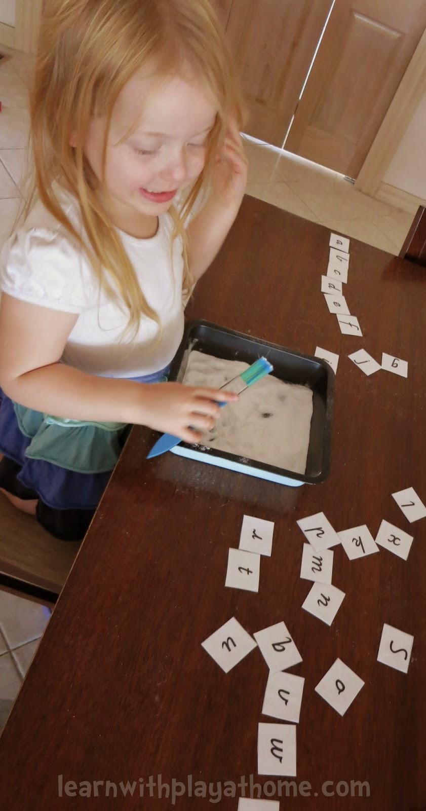 letter games for kids