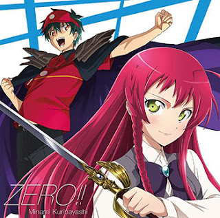 Hataraku Maou-sama OP Single - ZERO!!