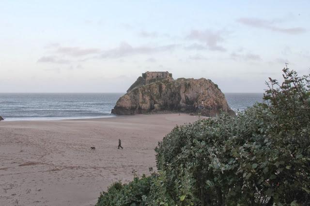 Tenby, Wales, expat, travel, beach