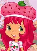 Девочка Клубничка - Онлайн игра для девочек