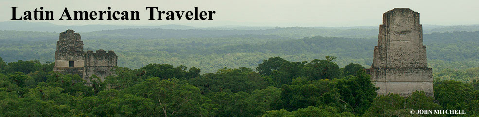 Latin American Traveler