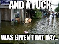 Cainii si inundatia
