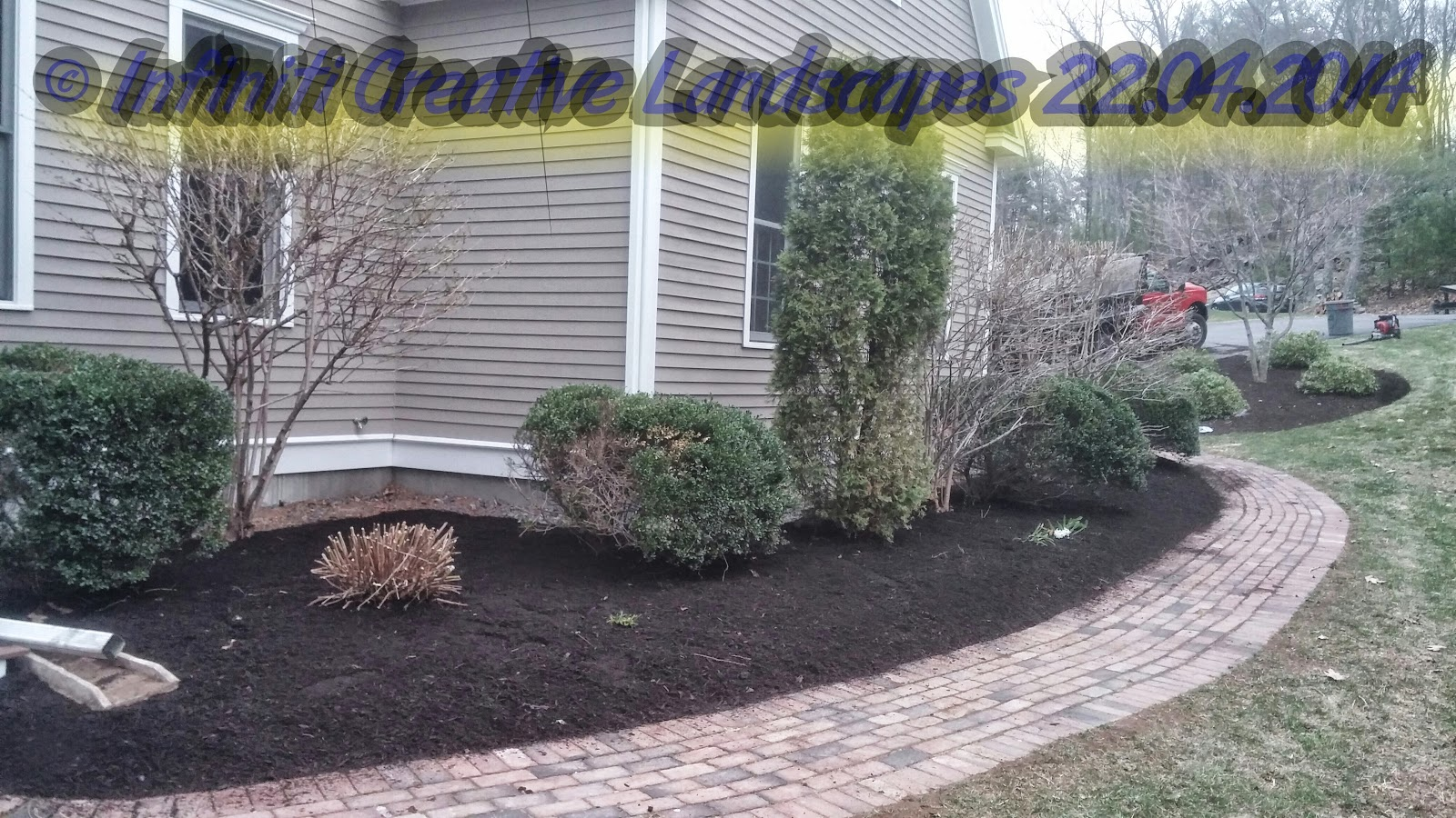 Infiniti properties creative landscape design special for Creative landscape design