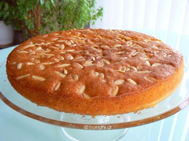 Ravani Syrup Cake