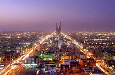 saudiarabien huvudstad