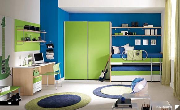 20 bellos dise os de habitaciones infantiles - Diseno de habitaciones infantiles ...