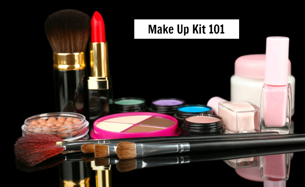 What Should Be In Your Make-Up Kit?   Tanvii.com - Indian Fashion, Lifestyle and Travel Blog