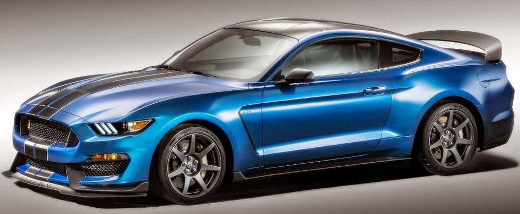 Ford Mustang Shelby Gt Price Canada