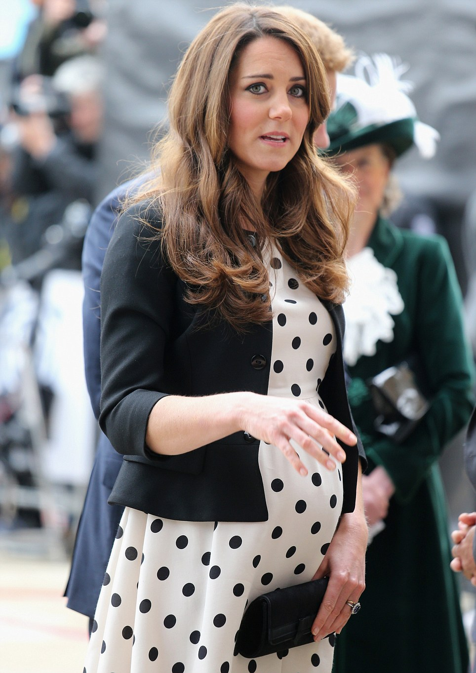 everything up, I think I have a lady crush on Kate. Well, her closet