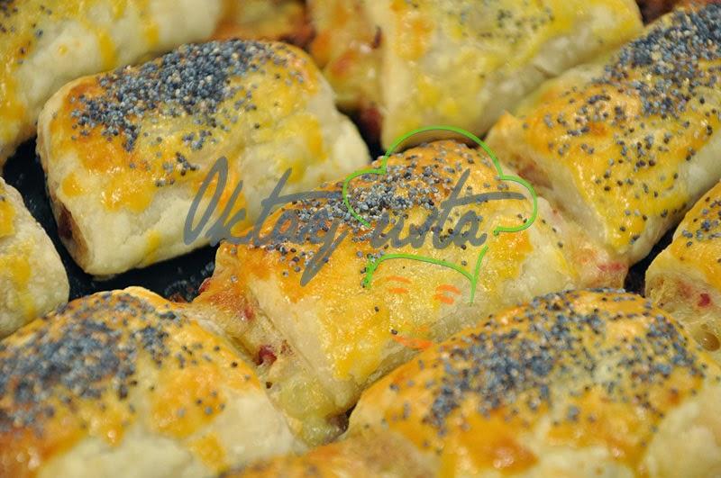 Pastırmalı Patatesli Milföy Börek Tarifi