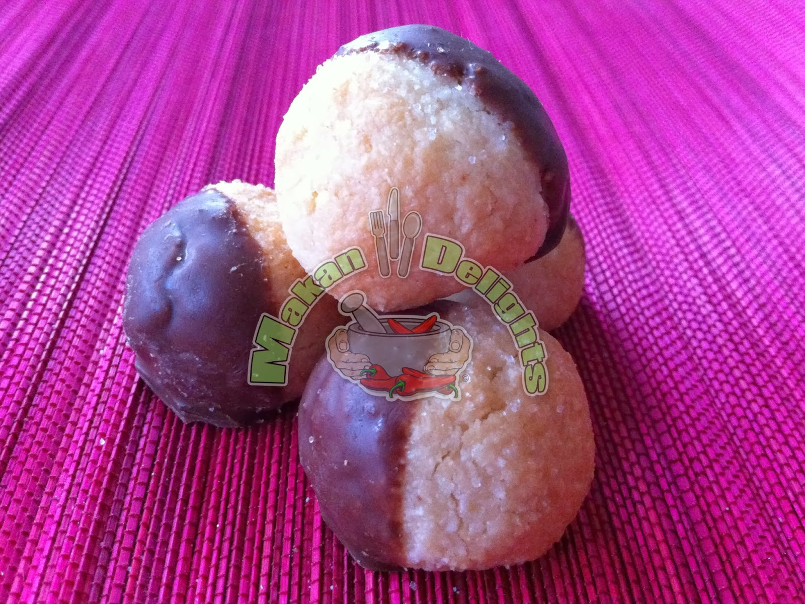 Egg M Nchen makan delights coco macaroons