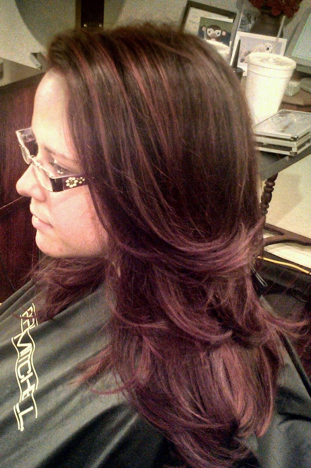 Salon Sovay Shinetranslucent Color In Red Violet For Spring