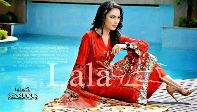 Midsummer Embroidered Collection Lala Textile