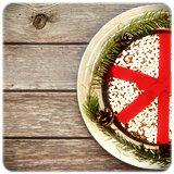 Riskake - Postre dulce de arroz y chocolate