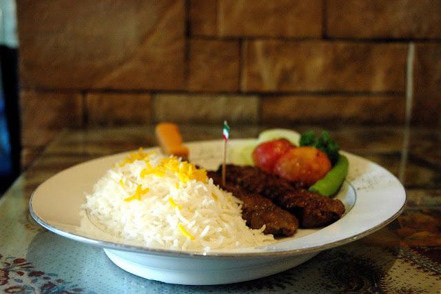 Dude for food persian flavors at arya for Arya authentic persian cuisine