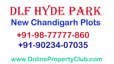 DLF Hyde Park Plots Mullanpur New Chandigarh