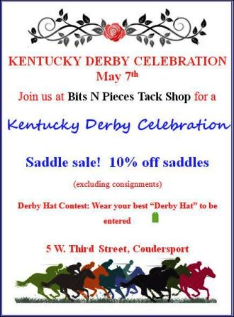 5-7 Kentucky Derby Celebration