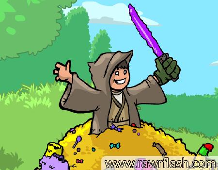 Jogos de ação: Piñata Hunter 2