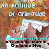 Gratitude Journal