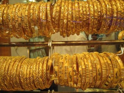 GOLD making of Jewellery