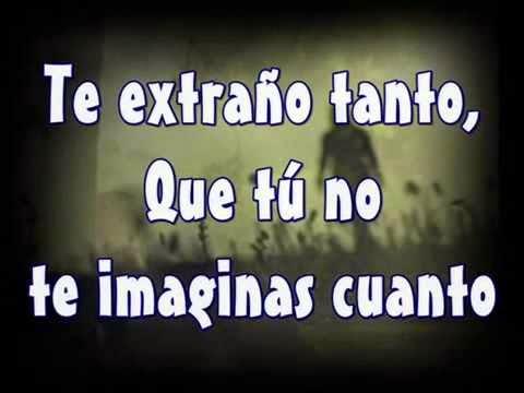 Imagenes De Te Extraño Con Frases Chidas