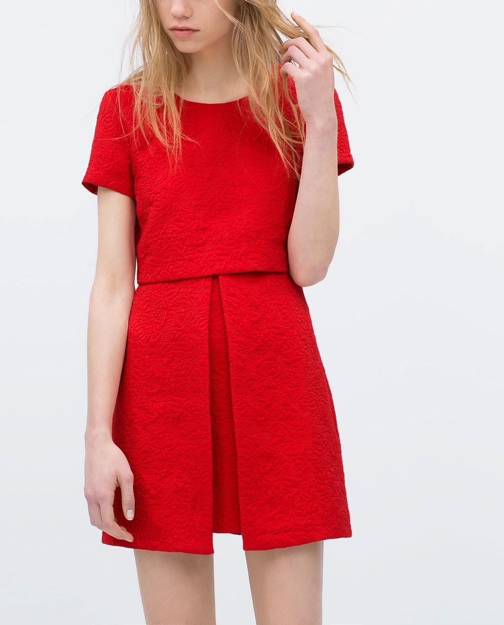 Zara rojo