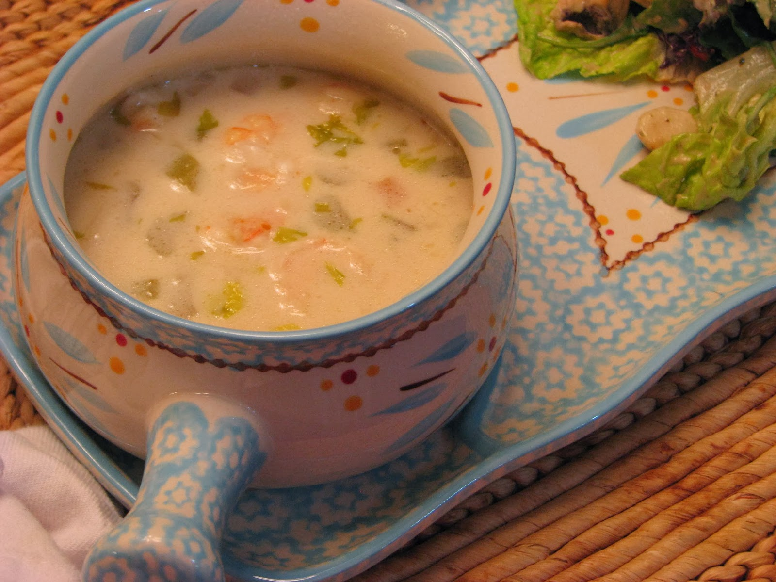 Thefultongirls slow cooker fish chowder for Crockpot fish chowder