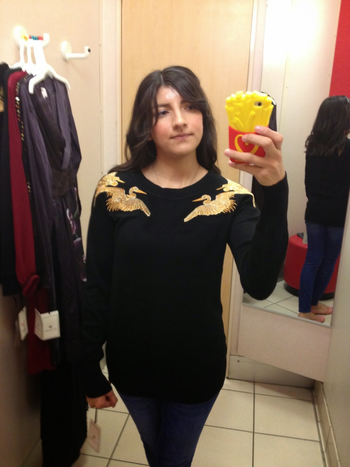 altuzarra for target crane sweater
